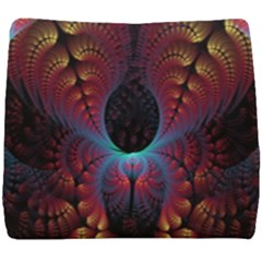 Abstract Abstracts Geometric Seat Cushion by Samandel
