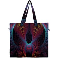 Abstract Abstracts Geometric Canvas Travel Bag by Samandel