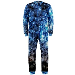 Abstract Fractal Magical Onepiece Jumpsuit (men)  by Samandel