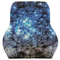 Abstract Fractal Magical Car Seat Back Cushion  by Samandel