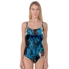 Abstract Fractal Magical Camisole Leotard