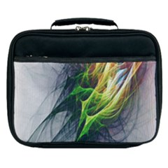 Fractal Art Paint Pattern Texture Lunch Bag