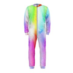 Psychedelic Background Wallpaper Onepiece Jumpsuit (kids)