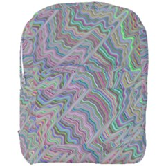 Psychedelic Background Full Print Backpack