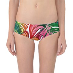 Pretty Leaves D Classic Bikini Bottoms by MoreColorsinLife