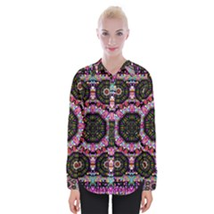 Decorative Candy With Soft Candle Light For Love Womens Long Sleeve Shirt