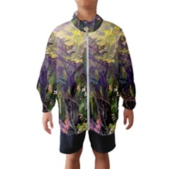 Into Woodlands Windbreaker (kids) by bloomingvinedesign