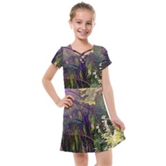 Into Woodlands Kids  Cross Web Dress