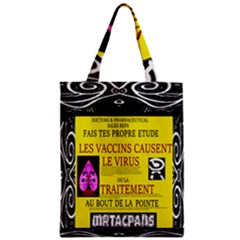 Ronald Story Vaccine Mrtacpans Classic Tote Bag