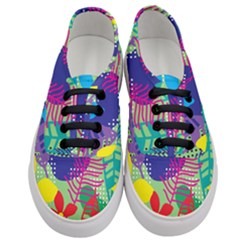 Decoration Decor Pattern Women s Classic Low Top Sneakers