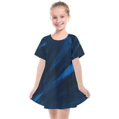 Dark Pulse Kids  Smock Dress