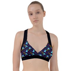 Memphis Style 1 Sweetheart Sports Bra