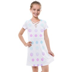 Glow Kids  Cross Web Dress