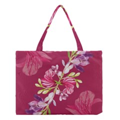 Motif Design Textile Design Medium Tote Bag
