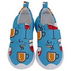 Design Decoration Decor Pattern Velcro Strap Shoes