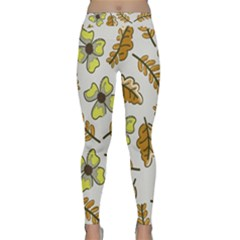 Design Decoration Decor Pattern Classic Yoga Leggings