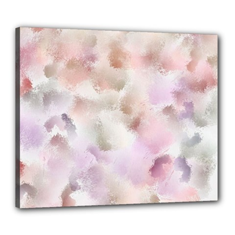Watercolor Seamless Texture Canvas 24  X 20  (stretched)