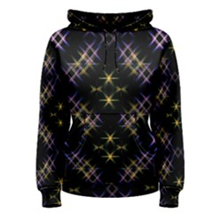 Seamless Background Abstract Vector Women s Pullover Hoodie