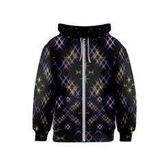 Seamless Background Abstract Vector Kids  Zipper Hoodie