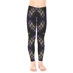 Seamless Background Abstract Vector Kids  Legging
