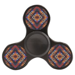 Kaleidoscope Art Pattern Ornament Finger Spinner by Simbadda