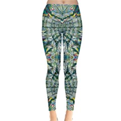 Pattern Design Pattern Geometry Leggings