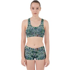 Pattern Design Pattern Geometry Work It Out Gym Set