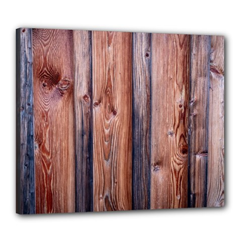 Wood Boards Wooden Wall Wall Boards Canvas 24  X 20  (stretched)