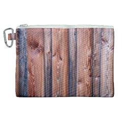 Wood Boards Wooden Wall Wall Boards Canvas Cosmetic Bag (xl)