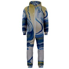 Sun And Water Hooded Jumpsuit (men)