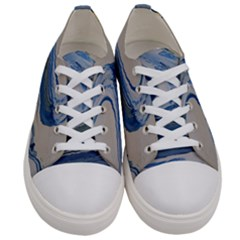 Sun And Water Women s Low Top Canvas Sneakers