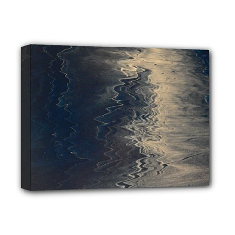 Midnight Deluxe Canvas 16  X 12  (stretched)