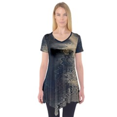 Midnight Short Sleeve Tunic