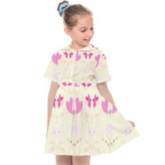 Tiny Heart And Flowers By Flipstylez Designs Kids  Sailor Dress