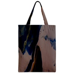 Wrath Zipper Classic Tote Bag
