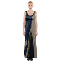 Wrath Maxi Thigh Split Dress