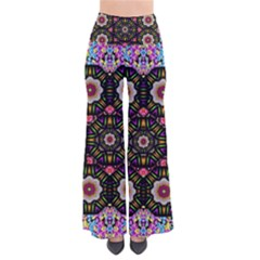 Decorative Ornate Candy With Soft Candle Light For Peace So Vintage Palazzo Pants