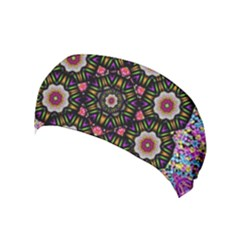 Decorative Ornate Candy With Soft Candle Light For Peace Yoga Headband