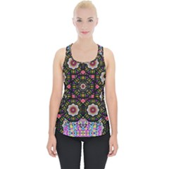 Decorative Ornate Candy With Soft Candle Light For Peace Piece Up Tank Top