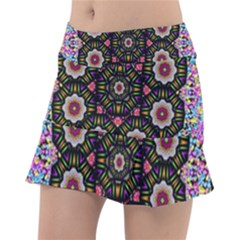 Decorative Ornate Candy With Soft Candle Light For Peace Tennis Skirt