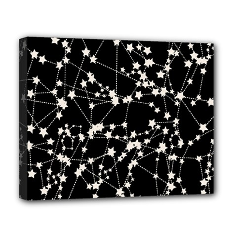 Constellations Deluxe Canvas 20  X 16  (stretched)