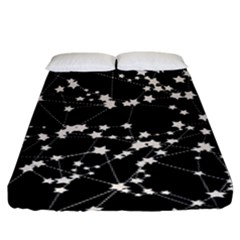 Constellations Fitted Sheet (king Size)