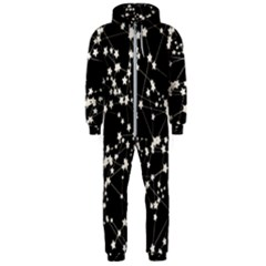 Constellations Hooded Jumpsuit (men)