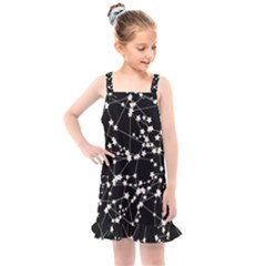 Constellations Kids  Overall Dress