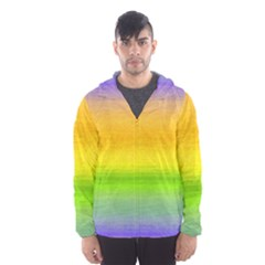 Ombre Hooded Windbreaker (men)