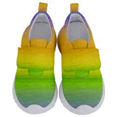 Ombre Velcro Strap Shoes