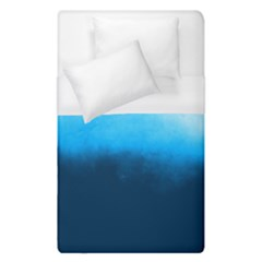 Ombre Duvet Cover (single Size) by Valentinaart
