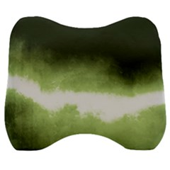 Ombre Velour Head Support Cushion
