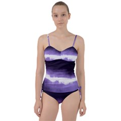 Ombre Sweetheart Tankini Set by Valentinaart