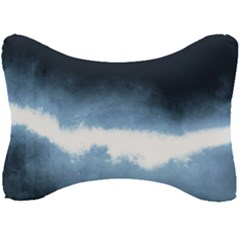 Ombre Seat Head Rest Cushion by Valentinaart